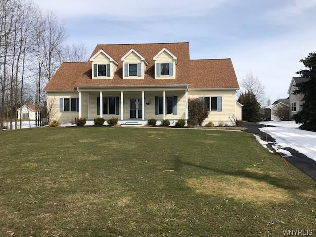 6335 Conner Road, Clarence, NY 14051 (MLS #B1105640) :: The Rich McCarron Team