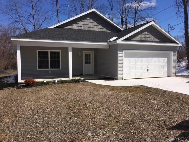 1136 Moran Drive, Hanover, NY 14136 (MLS #B1106984) :: BridgeView Real Estate Services