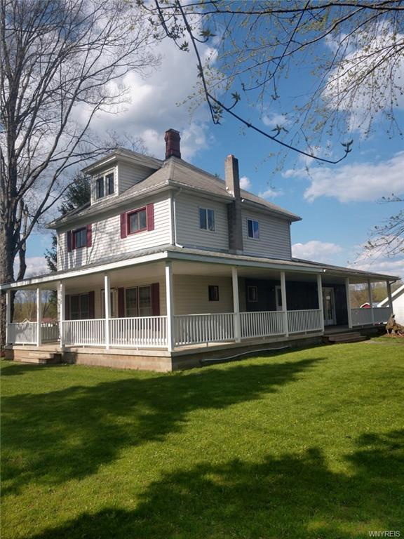 1958 Four Mile Road, Allegany, NY 14706 (MLS #B1117173) :: The Chip Hodgkins Team