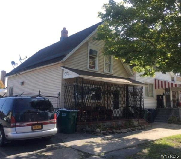 157 15th Street, Buffalo, NY 14213 (MLS #B1117616) :: MyTown Realty