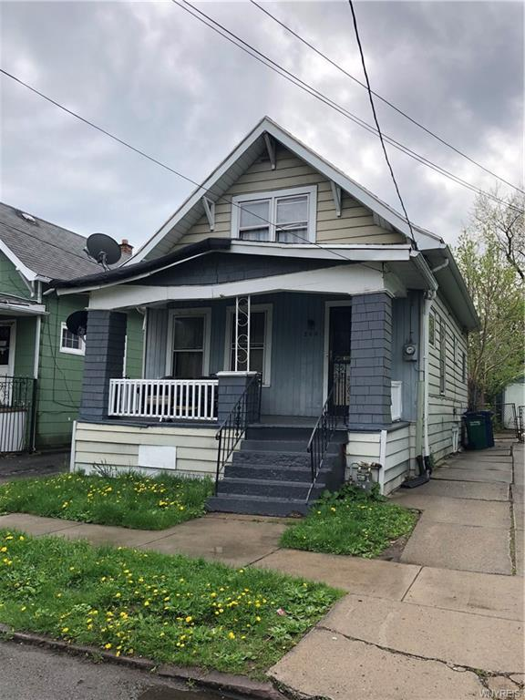 260 Stevens Avenue, Buffalo, NY 14215 (MLS #B1118356) :: BridgeView Real Estate Services