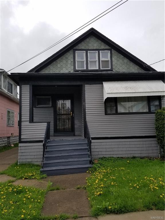 61 Crossman Avenue, Buffalo, NY 14211 (MLS #B1118825) :: Updegraff Group