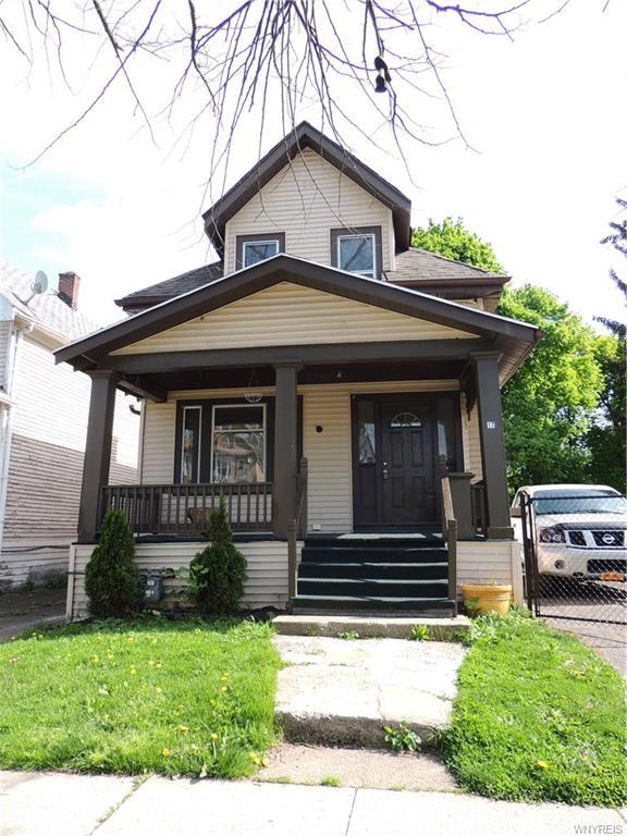 17 Frankfort Avenue, Buffalo, NY 14211 (MLS #B1119259) :: BridgeView Real Estate Services