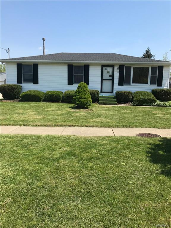 55 Osgood Avenue, West Seneca, NY 14224 (MLS #B1119295) :: BridgeView Real Estate Services