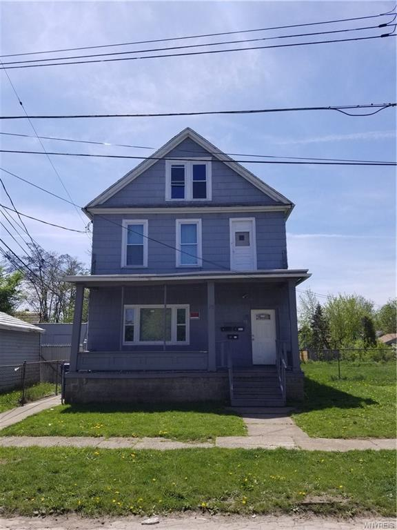 75 Kirkpatrick Street, Buffalo, NY 14215 (MLS #B1119416) :: BridgeView Real Estate Services
