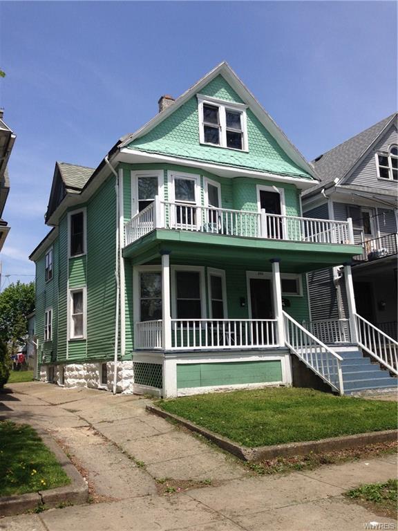 258 Breckenridge Street, Buffalo, NY 14213 (MLS #B1119474) :: BridgeView Real Estate Services