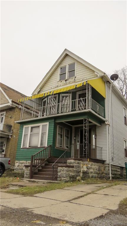1037 E Ferry Street, Buffalo, NY 14211 (MLS #B1119980) :: Updegraff Group