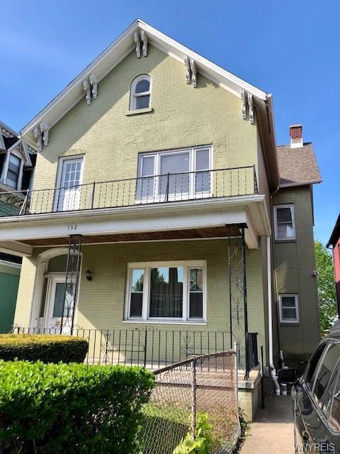 132 Cottage Street, Buffalo, NY 14201 (MLS #B1120366) :: The CJ Lore Team | RE/MAX Hometown Choice