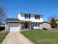 368 Shetland Drive, Amherst, NY 14221 (MLS #B1120396) :: Updegraff Group