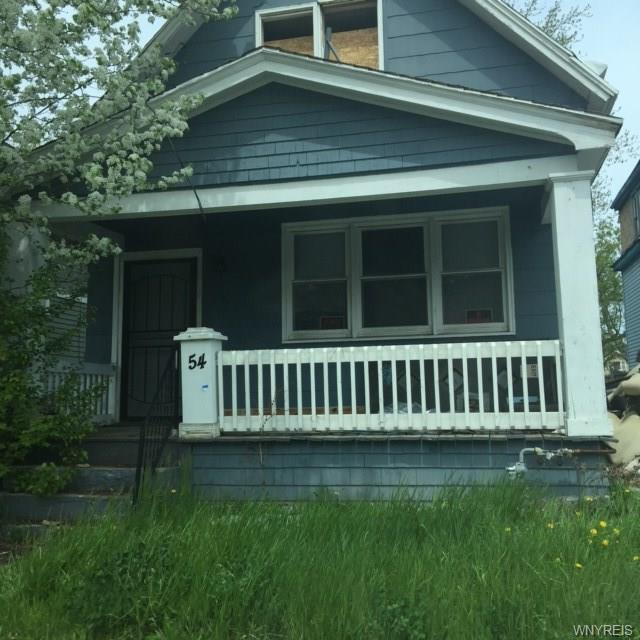 54 Kerns Avenue, Buffalo, NY 14211 (MLS #B1120473) :: Updegraff Group