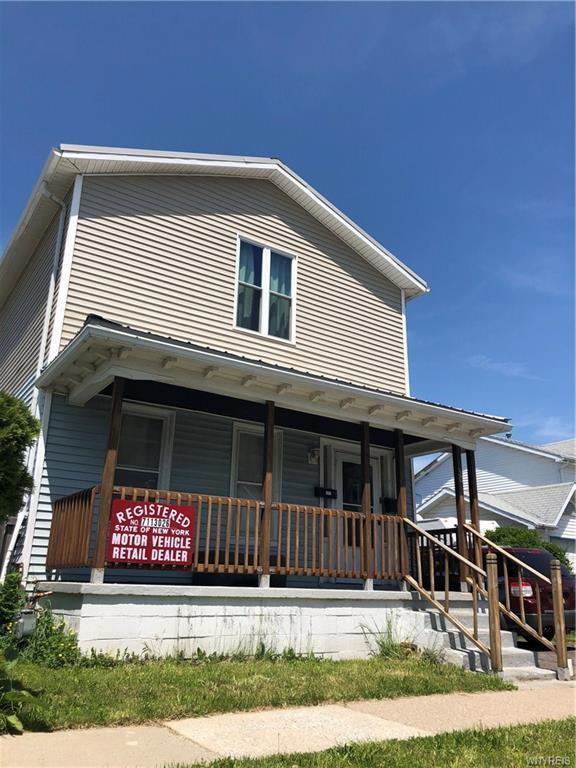 30 Cayuga Street, Buffalo, NY 14211 (MLS #B1121845) :: The Rich McCarron Team