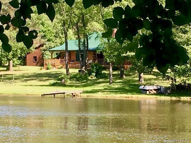 83 Little Lake Road, Bennington, NY 14004 (MLS #B1127065) :: Robert PiazzaPalotto Sold Team