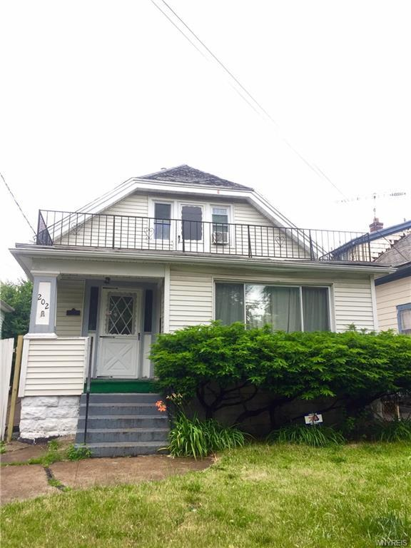 202 Ericson Avenue, Buffalo, NY 14215 (MLS #B1129293) :: The Rich McCarron Team