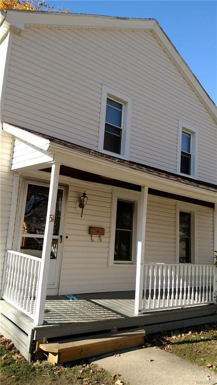51 Water Street, Attica, NY 14011 (MLS #B1129591) :: The CJ Lore Team | RE/MAX Hometown Choice