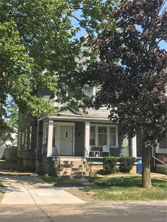 261 North Ogden Street, Buffalo, NY 14206 (MLS #B1130806) :: The Rich McCarron Team