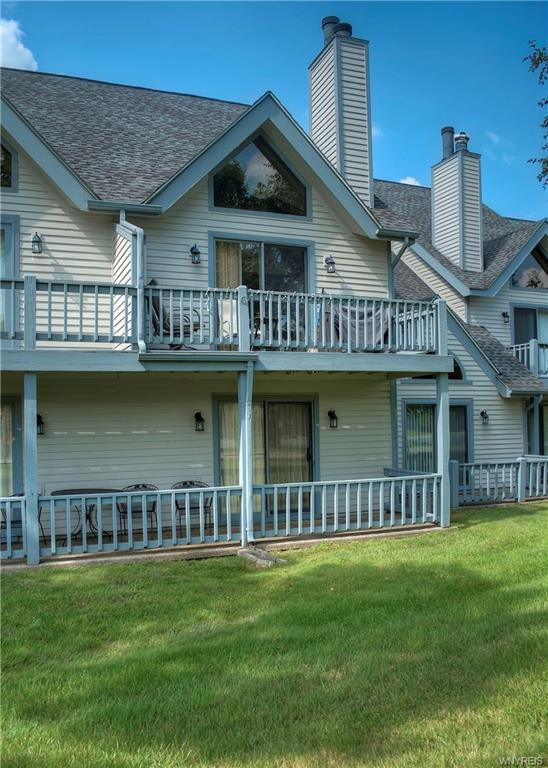 93 Wildflower, Ellicottville, NY 14731 (MLS #B1131771) :: The Rich McCarron Team