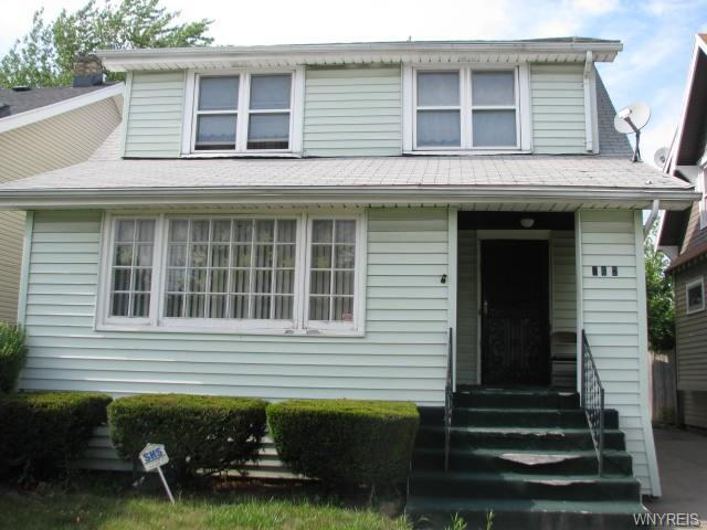 562 E Amherst Street, Buffalo, NY 14215 (MLS #B1135316) :: The Rich McCarron Team