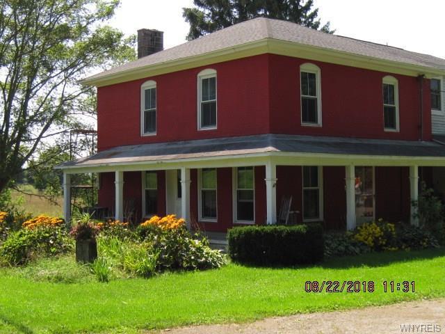 9263 Very Road, Machias, NY 14101 (MLS #B1143708) :: Robert PiazzaPalotto Sold Team