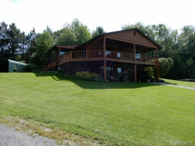 1877 Canaway Road, Middlebury, NY 14569 (MLS #B1144468) :: The CJ Lore Team | RE/MAX Hometown Choice