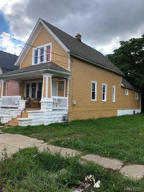 24 Hirschbeck Street, Buffalo, NY 14212 (MLS #B1148270) :: BridgeView Real Estate Services
