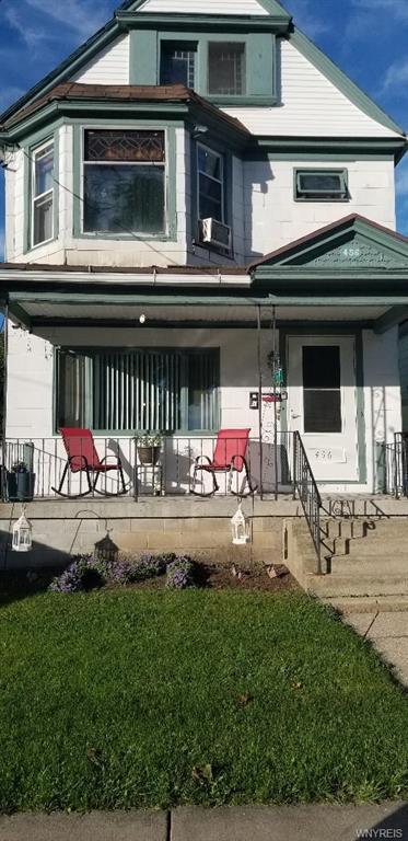 456 Plymouth Avenue, Buffalo, NY 14213 (MLS #B1148732) :: BridgeView Real Estate Services