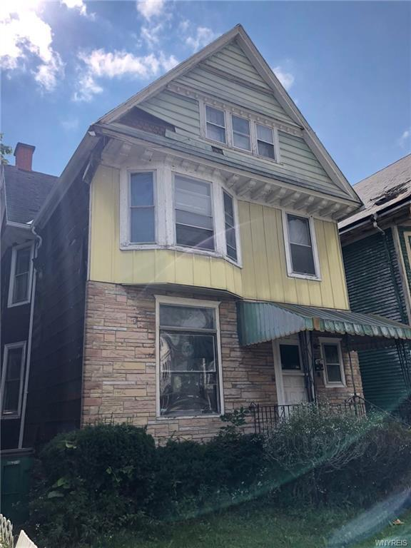 519 Woodlawn Avenue, Buffalo, NY 14208 (MLS #B1148803) :: BridgeView Real Estate Services