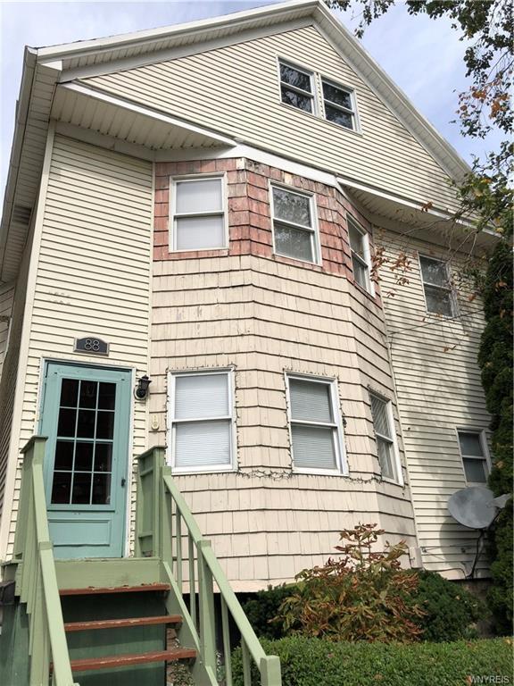 88 W Delavan Ave, Buffalo, NY 14213 (MLS #B1148884) :: BridgeView Real Estate Services