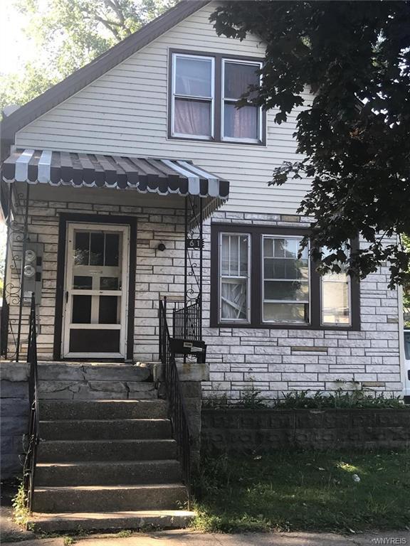 61 Bird Avenue, Buffalo, NY 14213 (MLS #B1149302) :: BridgeView Real Estate Services