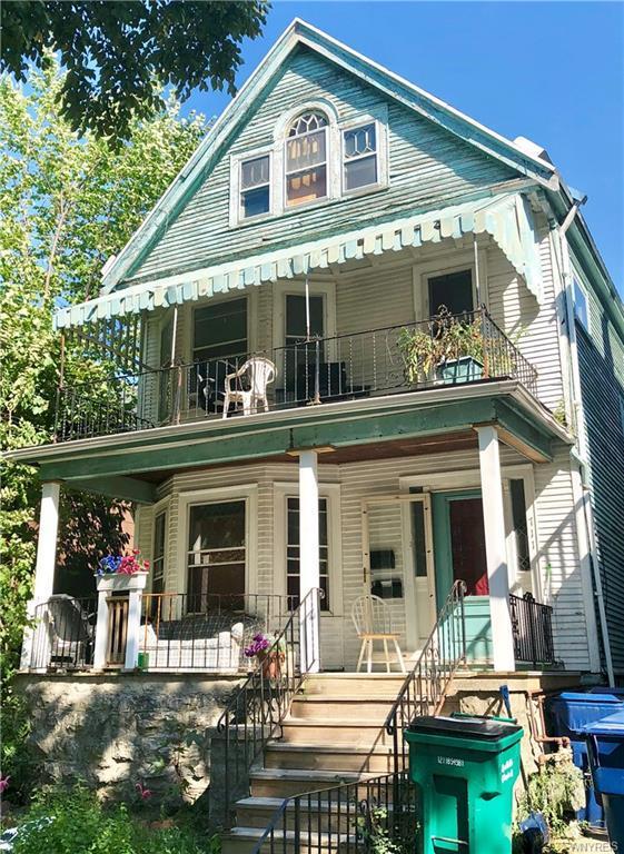711 Richmond Avenue, Buffalo, NY 14222 (MLS #B1149745) :: BridgeView Real Estate Services