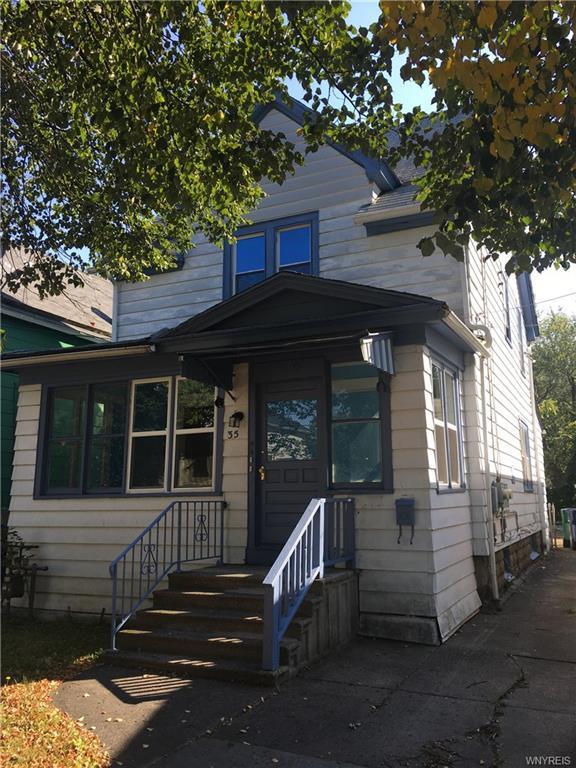 35 Allegany Street, Buffalo, NY 14220 (MLS #B1152734) :: The CJ Lore Team | RE/MAX Hometown Choice