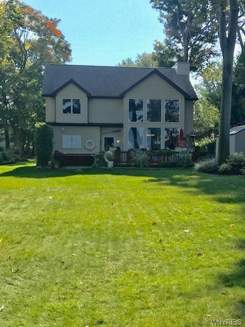 316 Lakeside Road, Evans, NY 14006 (MLS #B1153067) :: Robert PiazzaPalotto Sold Team