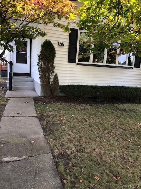 177 Bellwood Avenue, West Seneca, NY 14224 (MLS #B1154447) :: The CJ Lore Team | RE/MAX Hometown Choice