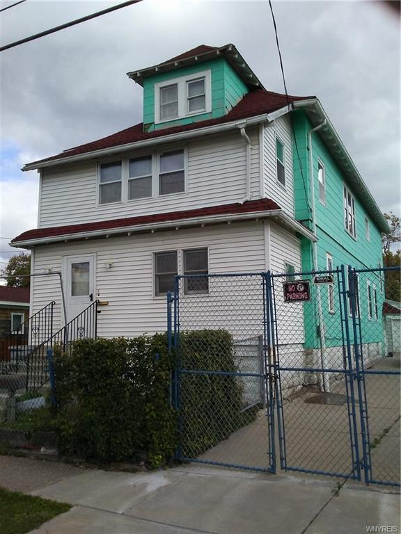 97 Wasmuth Avenue #2, Buffalo, NY 14211 (MLS #B1154454) :: Updegraff Group