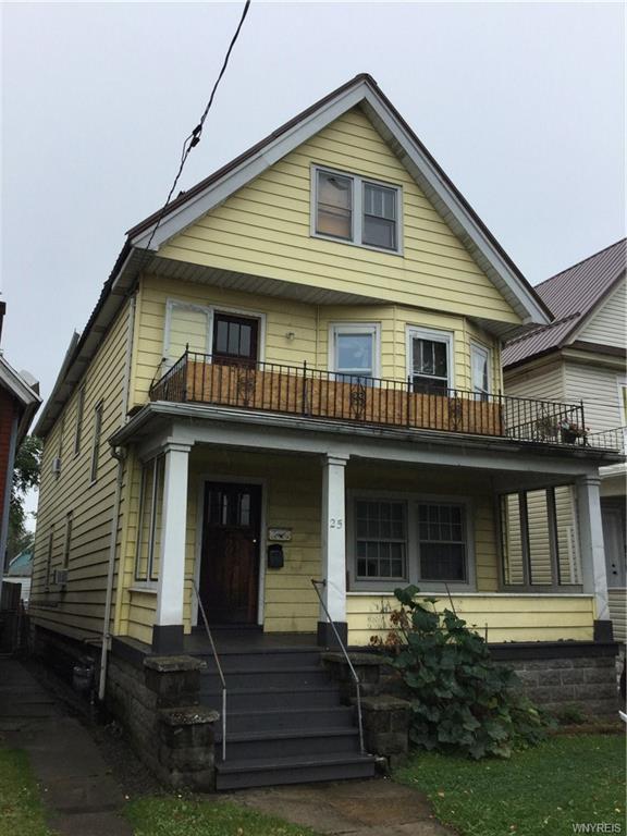 25 Arthur Street, Buffalo, NY 14207 (MLS #B1155634) :: Robert PiazzaPalotto Sold Team
