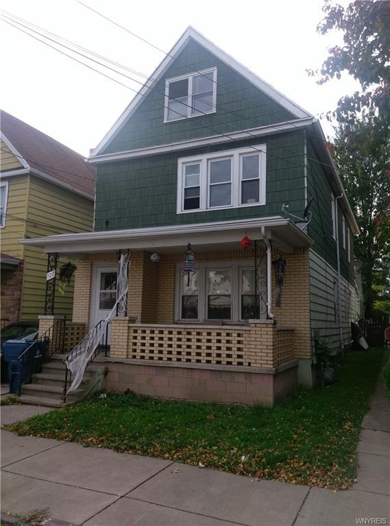 128 Longnecker Street, Buffalo, NY 14206 (MLS #B1155636) :: Robert PiazzaPalotto Sold Team