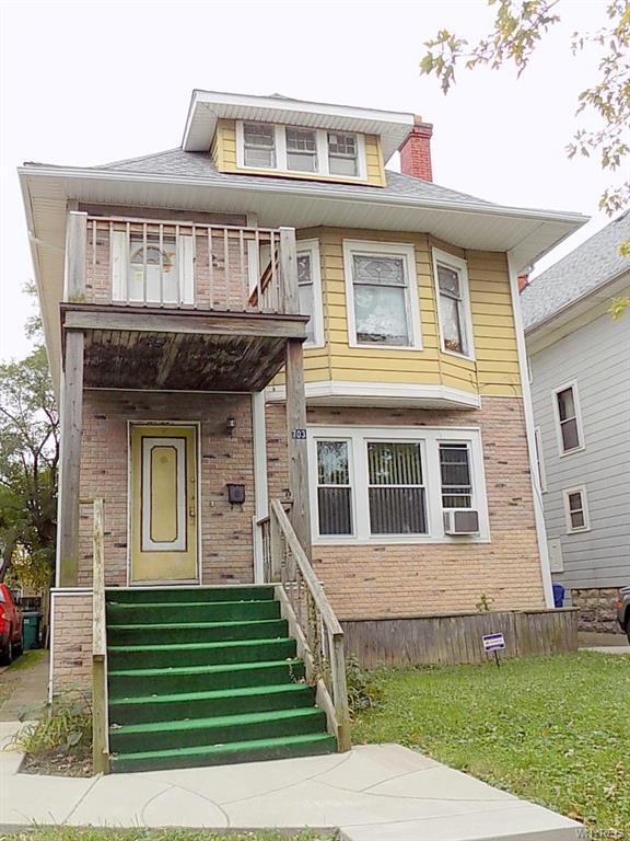 703 Linwood Avenue, Buffalo, NY 14209 (MLS #B1156495) :: The Rich McCarron Team