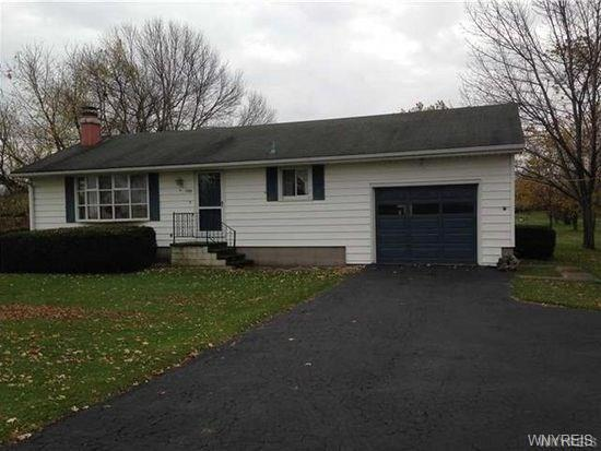 3306 Saunders Settlement Road S, Cambria, NY 14132 (MLS #B1160288) :: The Rich McCarron Team