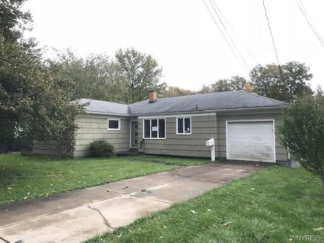 45 Willowdale Drive, West Seneca, NY 14224 (MLS #B1160516) :: The Chip Hodgkins Team