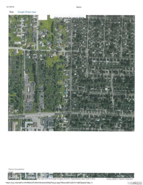 V/L Brunswick Road W, Lancaster, NY 14208 (MLS #B1163527) :: The CJ Lore Team | RE/MAX Hometown Choice