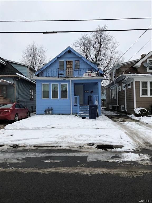 40 Phyllis Avenue, Buffalo, NY 14215 (MLS #B1164698) :: MyTown Realty