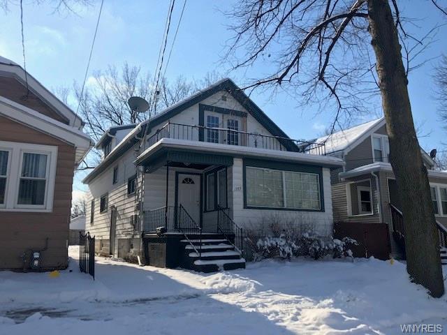 599 Lisbon Avenue, Buffalo, NY 14215 (MLS #B1164702) :: MyTown Realty
