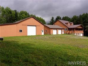 8321 County Line (Washburn Rd.) Road, Centerville, NY 14029 (MLS #B1165465) :: Updegraff Group