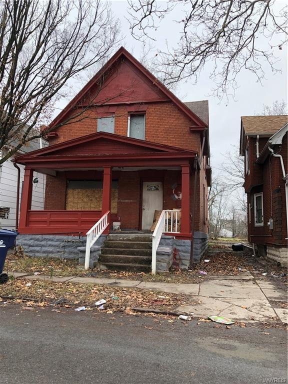 106 Wende Street, Buffalo, NY 14211 (MLS #B1166086) :: MyTown Realty