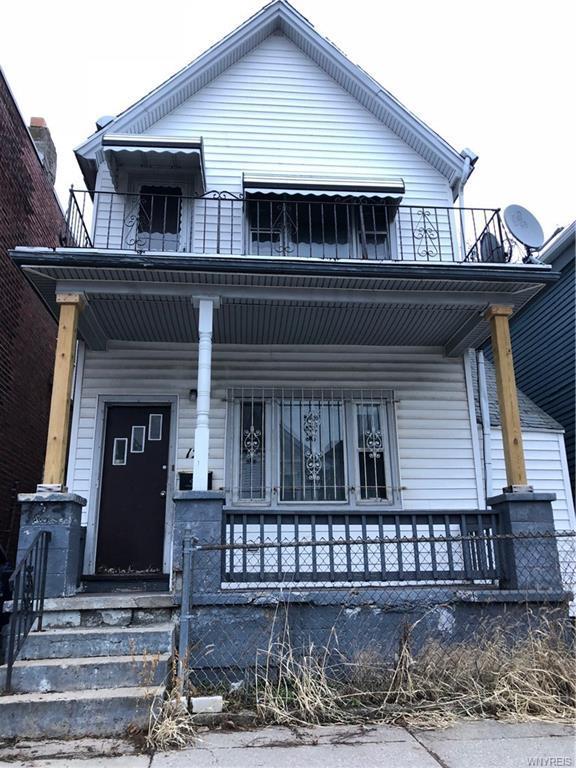 123 Whitney Place, Buffalo, NY 14201 (MLS #B1166621) :: The Rich McCarron Team