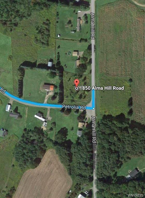 1850 Alma Hill Road, Alma, NY 14895 (MLS #B1167660) :: MyTown Realty