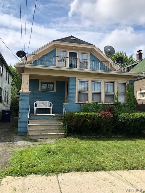 621 Highgate Avenue, Buffalo, NY 14215 (MLS #B1168293) :: MyTown Realty