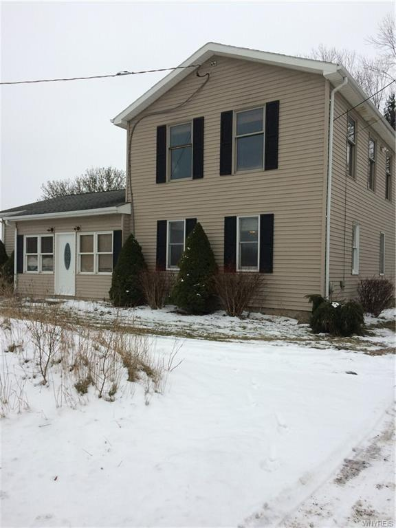 3247 Crittenden Road, Alden, NY 14004 (MLS #B1168519) :: BridgeView Real Estate Services