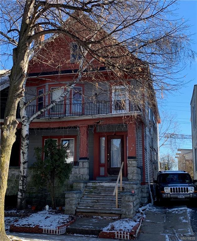 35 Horton Place, Buffalo, NY 14209 (MLS #B1169353) :: The Rich McCarron Team