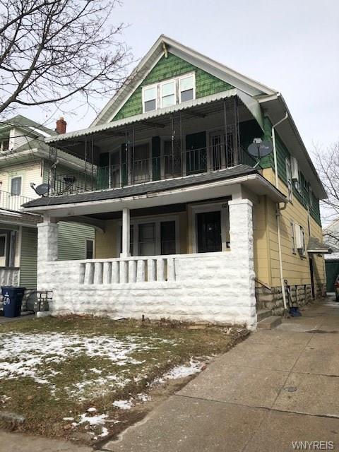 62 Butler Avenue, Buffalo, NY 14208 (MLS #B1169397) :: BridgeView Real Estate Services