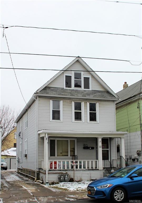 12 Hoerner Avenue, Cheektowaga, NY 14211 (MLS #B1169403) :: MyTown Realty